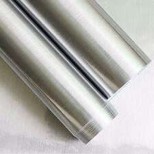 Silver Self Adhesive Contact Paper Metallic Self Adhesive Covering Wallpaper 17.