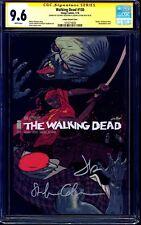 Walking Dead #150 VARIANT CGC SS 9.6 signed x2 Jason Latour Stefano Gaudiano AMC