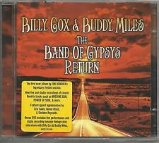 BILLY COX BUDDY MILES JIMI HENDRIX Band CD + DVD 2006 NEAR MINT