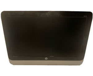 HP 18-5110 18.5in All-in-One Desktop ~ For Parts Or Repair -As Is No Power cord