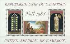 Timbres Religion Noel Cameroun BF20 ** lot 16620