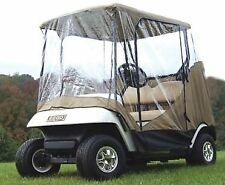 EZGO - Club Car - Yamaha Golf Cart Enclosure - (2 Pass)