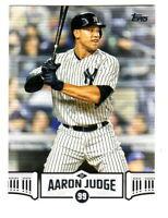 2018 Topps Walmart Exclusive Set #AJ-17 AARON JUDGE New York Yankees RETAIL ONLY