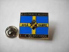b1 AIK STOCKHOLM FC club spilla football calcio fotboll pins stift svezia sweden