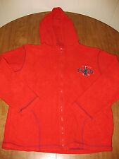 COCA-COLA small hooded sweatshirt soda pop logo Coke embroidery hoodie 1886