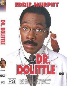 Dr Dolittle (DVD, 2006)*R4*Terrific Condition*Eddie Murphy*