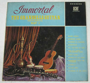 Philippines IMMORTAL The Grandells Guitar Part 2 OPM LP Record