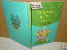 Vintage,Book,Surprise In The Tree,Asheron,Children,Kids