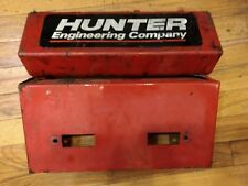 Hunter TC3250 Tire Machine Change Front Panels Covers