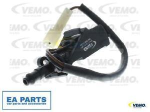 Washer Fluid Jet, windscreen for SEAT VW VEMO V10-08-0320