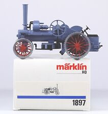 Marklin HO #1897 Die Cast Steam Traction Engine, New in Box, 1990 to 1994