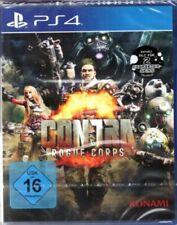 Contra - Rogue Corps - Playstation PS4 - deutsch - Neu / OVP