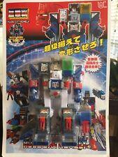 K.O. Transformers FORTRESS MAXIMUS BrandNew*MOSC