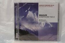 BBC Music CD Gustav Mahler Symphony No 6 in a Minor  Vol 13 No 7