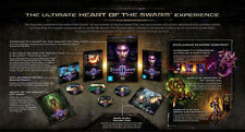 StarCraft 2 II: Heart of the Swarm Collector Edition (PC/Windows 10/8/Mac) NEW