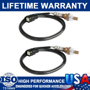 2Pcs Oxygen O2 Sensor Downstream For Ford F-150 3.5L 3.7L 2011 2012 2013 2014 US