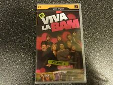 VIVA LA BAM VOLUME 4 -UMD MOVIE  FOR PSP SYSTEM NEW FREE SHIP