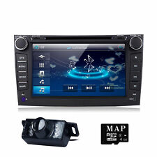 "8"" GPS Car Radio DVD Player Navigation Stereo Fr Toyota Corolla 2007-2011+camera"