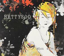 BettySoo - When Were Gone [CD]
