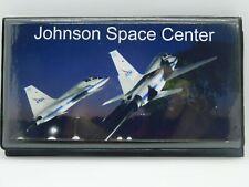 Elongated Pressed Penny Souvenir Album Book . Johnson Space Center