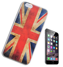 "PROTECTOR FUNDA TPU COMPATIBLE APPLE IPHONE 6 4.7 "" BANDERA INGLÉS Y"