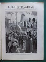 1905 NORVEGIA BOSNIA ERZEGOVINA EXPO VENEZIA LONDRA RACCONIGI RIVOLUZIONE RUSSIA