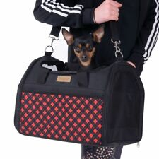 Small Pet Travel Bag Dogs Pets Cushion Seat Belt Attachment Lead Accessory