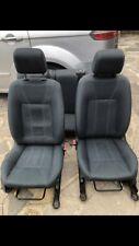Ford Fiesta 2009 five door front & rear seats, complete.
