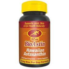 BioAstin Hawaiian Astaxanthin 12mg 50 gel caps 5% OFF SALE