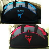 Personalized Karate Duffle Bag Sports ,tae kwon do Martial Arts Bag  Monogrammed ccd19c9c5d