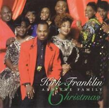 Christmas by Kirk Franklin Audio CD Good Condition