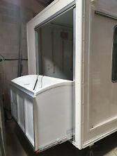 Food Kiosk Trailer Truck Conversion Refurbishment Build Serving Hatch Mobile Bar