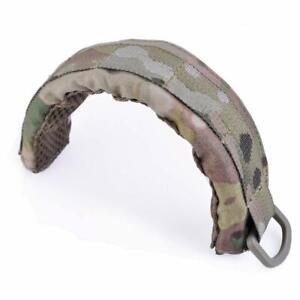 Padded MOLLE Headband Cover for Peltor Comtac MSA Sordin Ear Muffs & Headsets