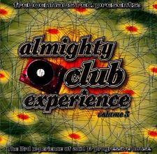 Almighty Club Experience 3 (1996) Plug'n'Play, Aquaplex, DJ Ablaze, Cauno.. [CD]