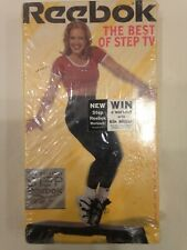 Reebok The Best of Step TV VHS Video The Original Step Workout Exercise