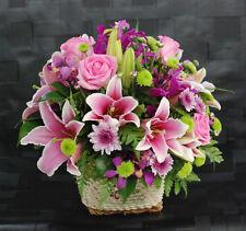 Fresh Flowers Delivery Sydney - Blossom Pink  AW06- Birthday/Newbaby Flowers