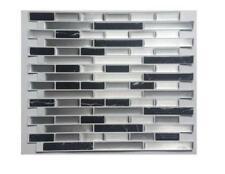 Self adhesive Mosaic tile Sheet 3D Mosaic Peel & stick marble dream 3cm x15cm