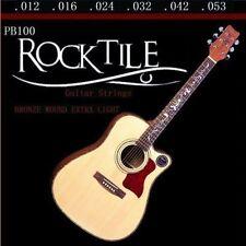 Rocktile Saiten für Westerngitarre Light