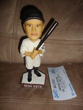 Babe Ruth Bowie Baysox SGA Bobblehead Baltimore Orioles ticket New York Yankees