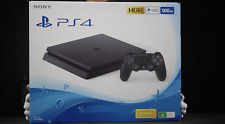 SONY Playstation 4 Slim Console 500GB NEW - 'The Masked Man'