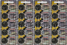 Maxell original 2016 CR 2016 Lithium 3V Battery ( 20 PC )