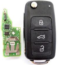 Funk Schlüssel 434 MHZ ID48 Fernbedienung 5K0837202AD VW GOLF 6 Passat UP! Jetta