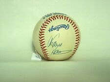 Franco Harris Pittsburgh Steelers autographed official AL baseball