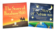 Stories of the Prophets: The Story of Adam / Ibrahim (a.s) - 2 Books (Paperback)