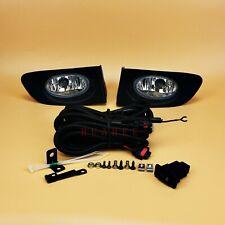 For Honda Fit / Jazz 2003 2004 2005 2006 2007 (RHD) Bumper Fog Light Kit /1Set