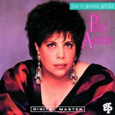 Patti Austin Love is gonna getcha (1990) [CD]