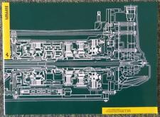FERRARI 456 GTA CAR SALES BROCHURE 1996 REF-3M/07/96