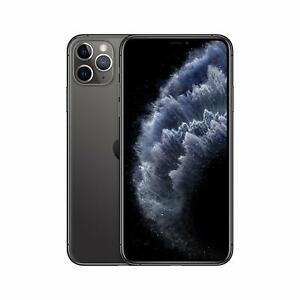 APPLE iPhone 11 Pro Max  64GB  spacegrau  MWHD2ZD/A  Smartphone  -OVP-