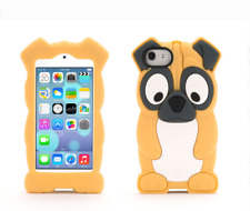 NEW Griffin KaZoo Dog - Sweet PUG - Protective Case iPod Touch Gen 5- New in Box