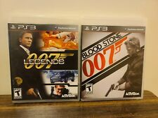 James Bond 007: Blood Stone & Legends (Sony PlayStation 3) PS3